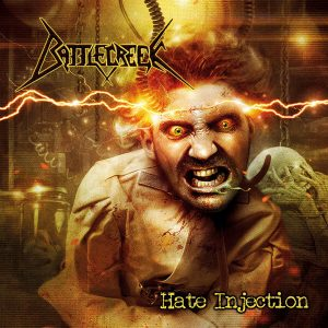 Battlecreek - Hate Injection (LP)