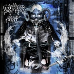 Belphegor - Bondage Goat Zombie (Jewel Case CD)