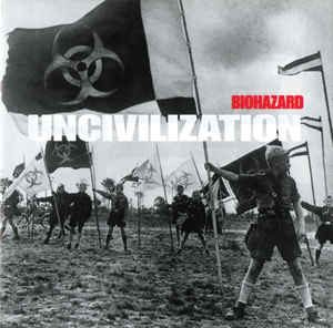 Biohazard ‎– Uncivilization (Jewel Case CD)