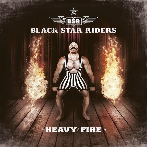Black Star Riders - Heavy Fire (Picture LP)