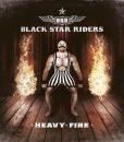 Black Star Riders - Heavy Fire (Black LP)