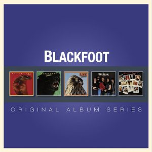 Blackfoot - Original Album Series