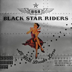 Black Star Riders - All Hell Breaks Loose (Double LP)
