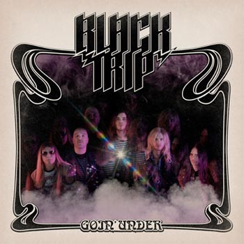Black Trip - Goin' Under (Jewel Case CD)