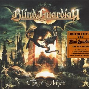 Blind Guardian ‎– A Twist In The Myth (Double Digipack CD)