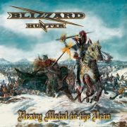 Blizzard Hunter - Heavy Metal To The Vein (Jewel Case CD)