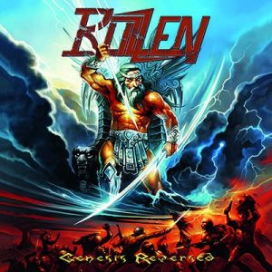 Blizzen - Genesis Reversed (LP)