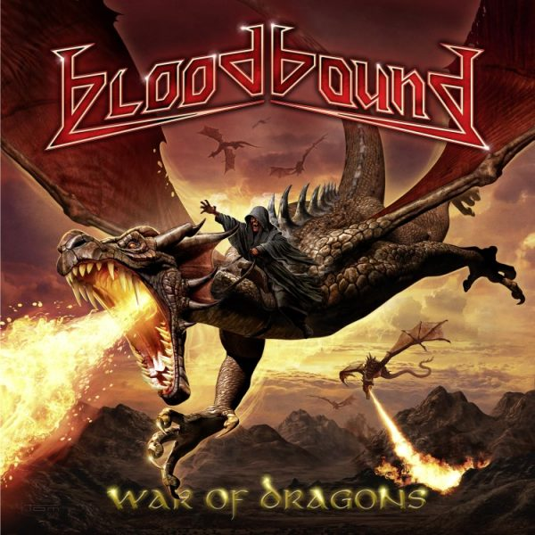 Bloodbound - War Of Dragons (Digipack Double CD)