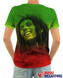 Bob Marley - Tribute T-Shirt