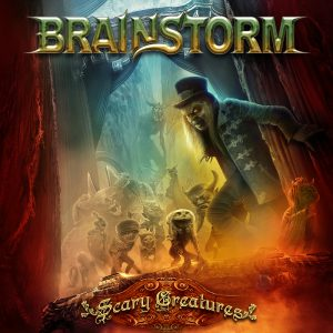 Brainstorm - Scary Creatures (Digipack CD & DVD)