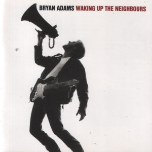 Bryan Adams - Waking Up The Neighbours (Jewel Case CD)