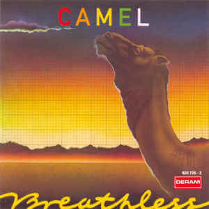 Camel - Breathless (Jewel Case CD)