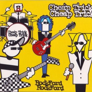 Cheap Trick - RockFord (Digipack CD)