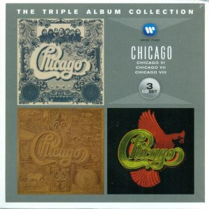 Chicago - The Triple Album Collection