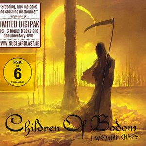 Children Of Bodom - I Worship Chaos (Digibook CD & DVD)