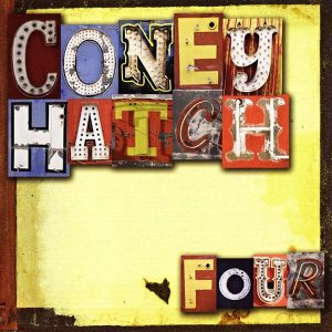 Coney Hatch - Four (Jewel Case CD)