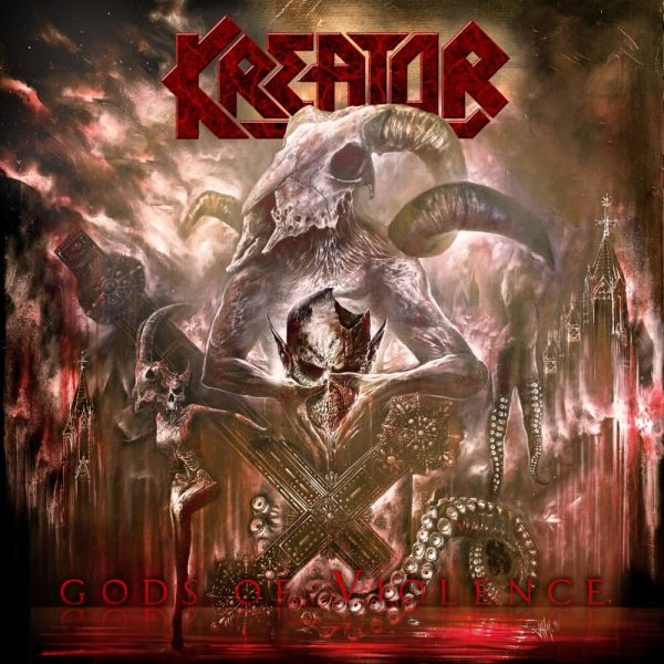 Kreator - Gods Of Violence (Jewel Case CD)