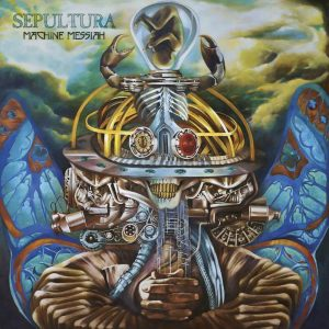 Sepultura - Machine Messiah (Digibook CD & DVD)