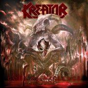 Kreator - Gods Of Violence (Double Red-Black Bi-Colored LP)