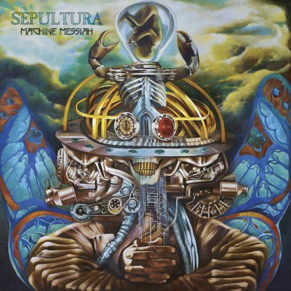 Sepultura - Machine Messiah (Double Black LP)