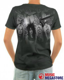 Crashdiet - Rest In Sleaze T-Shirt