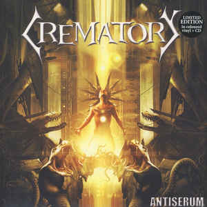 Crematory - Antiserum (Double LP)