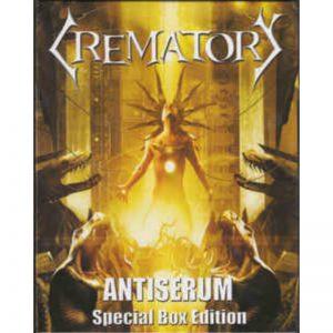 Crematory - Antiserum (Special Boxset)