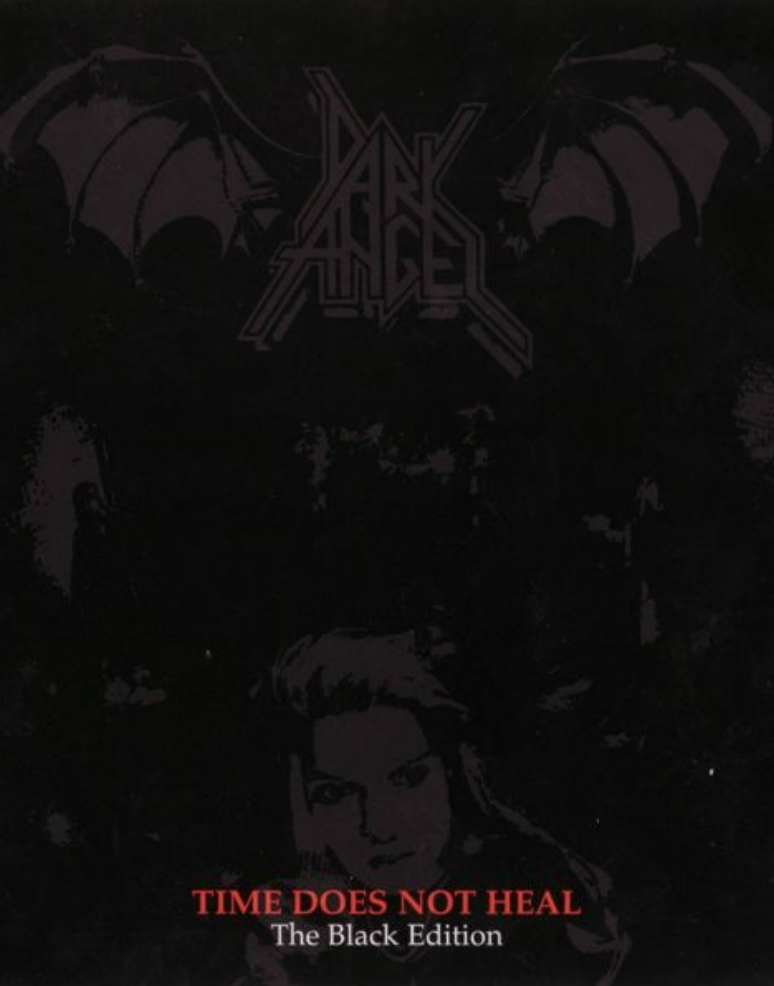 Dark Angel - Time Does Not Heal (A5 Digibook CD)
