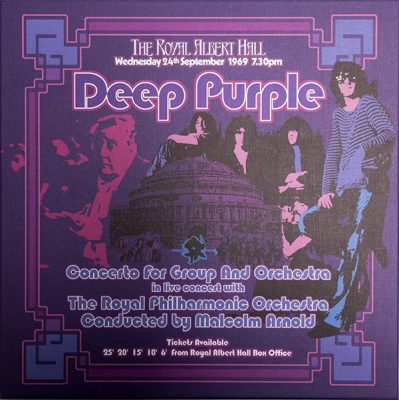 Deep Purple - Concerto For Group And Orchestra (Triple LP Boxset)