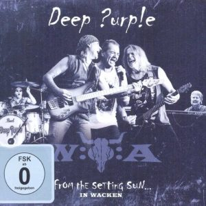 Deep Purple ‎– From The Setting Sun (In Wacken) (Double CD & DVD)