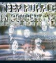 Deep Purple - In Concert '72 (Jewel Case CD)
