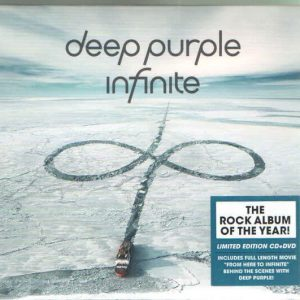 Deep Purple - Infinite (Digipack CD & DVD)