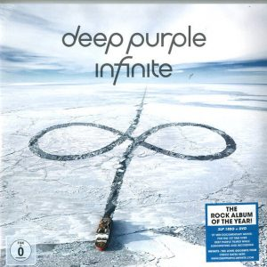 Deep Purple ‎– Infinite (Double LP & DVD)