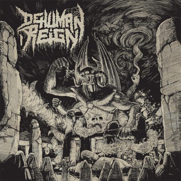 Dehuman Reign - Ascending From Below (LP)