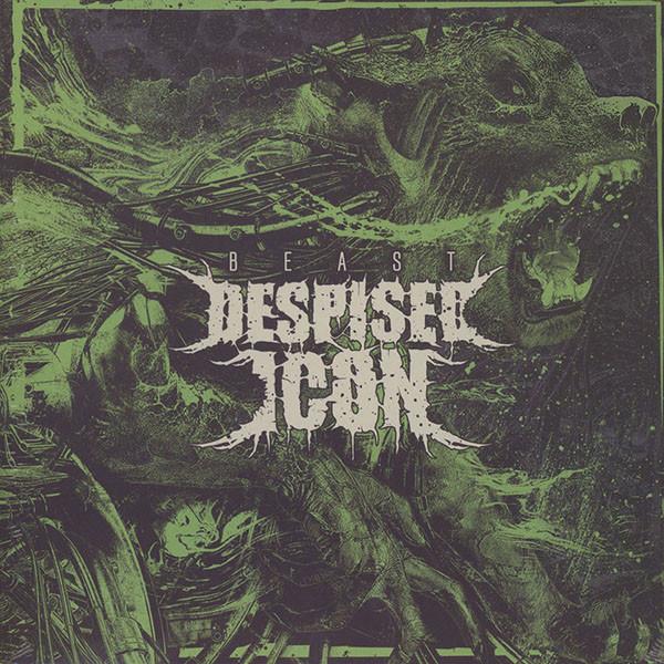 Despised Icon - Beast (LP)