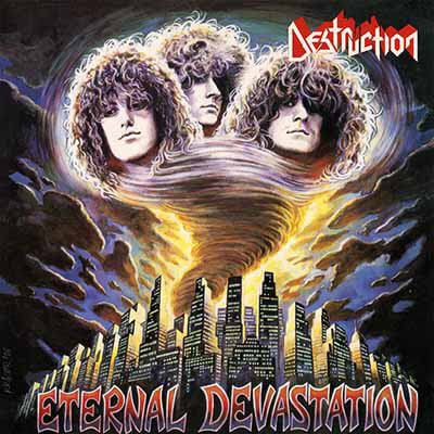 Destruction - Eternal Devastation (Transparent Blood Red LP)