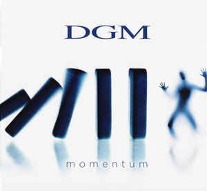 DGM - Momentum (Digipack CD)