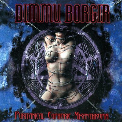 Dimmu Borgir - Puritanical Euphoric Misanthropia (Jewel Case CD)