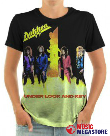 Dokken - Under, Lock & Key T-Shirt