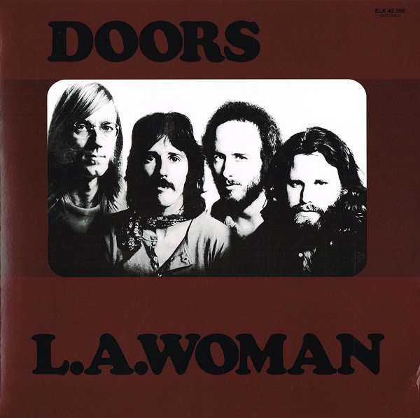 Doors - L.A. Woman (LP)  sc 1 st  Music Megastore & Doors - L.A. Woman (LP) - Music Megastore