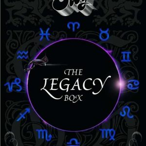 Eloy - The Legacy Box (A5 Digipack Double DVD)