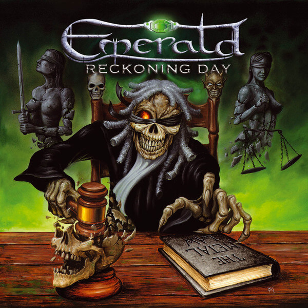 Emerald - Reckoning Day (Double LP)
