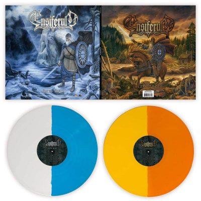 Ensiferum - Victory Songs / From Afar (Double Split Coloured)