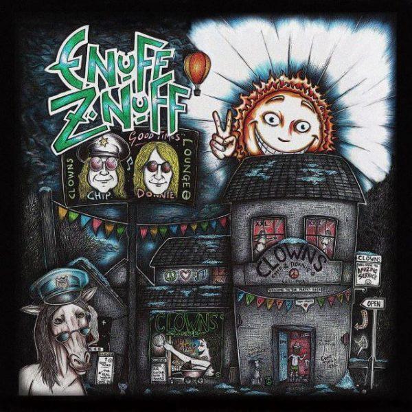 Enuff Z'nuff - Clowns Lounge (Jewel Case CD)