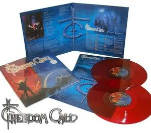Freedom Call - Crystal Empire (Double LP)