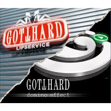Gotthard - Lip Service / Domino Effect (Double CD)