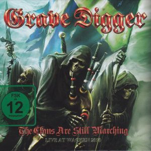 Grave Digger - The Clans Are Still Marching (CD & DVD)