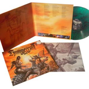 Hammercult - Steelcrusher (LP)