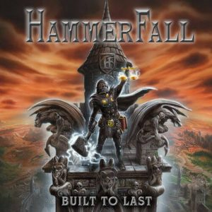 Hammerfall ‎– Built To Last (Digibook CD & DVD)