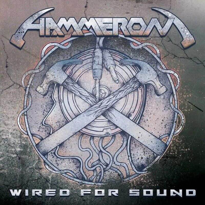 Hammeron - Wired For Sound (Jewel Case CD) - Music Megastore